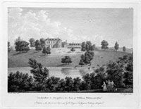 View of House and Grounds of William Whitmore, Esq