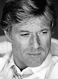 Robert Redford - great at his craft and he's giving!