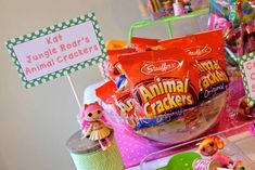 LalaLoopsy Birthday Party Ideas | Photo 18 of 73 | Catch My Party