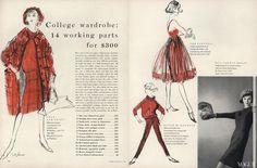 5 Fabulous Female Fashion Illustrators from the 1950s Besides Hilda Glasgow! - Hilda's Blog