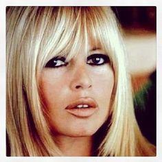 theswinginsixties:  Brigitte Bardot Nobody carried it off better. This look stuck in my brain when I was still in grammar school.
