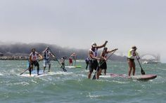 Imagery From the America's Cup Open | SUP magazine