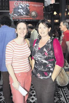 visitors to the Cork Folk Festival Folk Festival, Cork, Corks