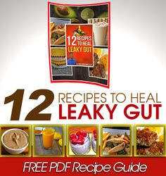 This is a list of the top 10 foods to heal leaky gut syndrome, reduce inflammation and improve digestive health. Diverticulitis Symptoms, Hernia Symptoms, Lectin Free Diet, Parasite Cleanse, Lectins, Leaky Gut Syndrome, 12 Recipe, Gaps Diet, Healing