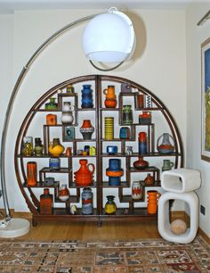 Mid Century Retro Vintage West German Pottery Collection   Repinned by 360 Modern Furniture