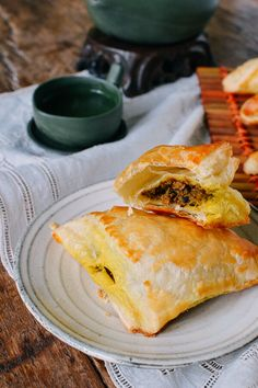 Curry Puffs are a classic Chinese bakery or dim sum item that has fallen to the wayside a bit. I can't really remember the last time I saw or tasted a really good one while at a dim sum house or rolling through a Chinese bakery for a pineapple bun. Maybe it's because they're just …