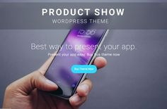 Product Show - WP Th