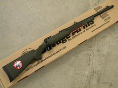Savage M-11 Hog Hunter .308 with Threaded Barrel Guns > Rifles > Savage Rifles > Accutrigger Models > Sporting