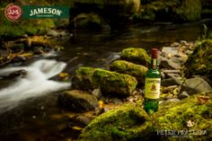 Great water is main ingredient. Irish Whiskey, Maine, Water, Gripe Water