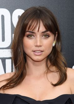 "Ana de Armas Photos - Ana de Armas attends the ""Hands Of Stone"" U.S. premiere at SVA Theater on August 22, 2016 in New York City. - ""Hands Of Stone"" U.S. Premiere"