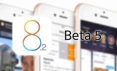 Apple Libera iOS 8.2 Beta 5 para Desarrolladores