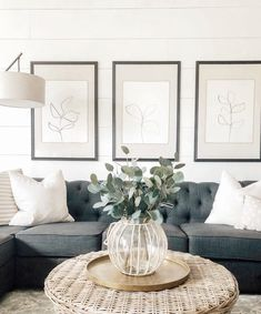 Interior Paint Colors - The Blooming Nest