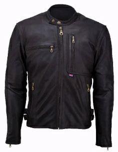 Montana Jacket - British Motorcycle Gear - http://www.britishmotorcyclegear.com/montana-jacket.asp?PARTNER=bikeexif - $400