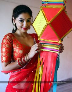 Sexy Saree and Navel Show - Most viewed pictorial on MB! - Page 4098 Bollywood Posters, South Indian Actress, Navel, Diwali, Indian Dresses, Bridal Jewelry, Poster Prints, Sari, Culture