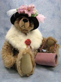 Aunt Nellie by Rag Tag Teddies