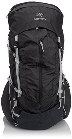 Arcteryx Altra LT 75 Backpack  Mens Carbon Copy ShortRegular *** More info could be found at the image url.