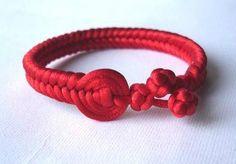 DIY Just a Knot Bracelet