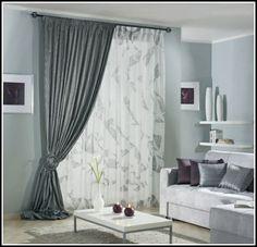 Inspirational Gardine Wohnzimmer Modern