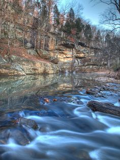 Bell Smith Springs, Shawnee National Forest
