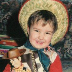 Liam Payne aka Woody