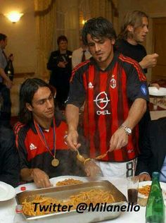 Gattuso and Nesta <3