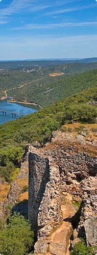 Parque Nacional de Monfragüe y Reserva de la Biosfera   Extremadura Spain