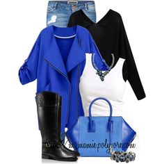 A fashion look from September 2014 featuring Soaked in Luxury tops, Vero Moda jeans and STELLA McCARTNEY tote bags. Browse and shop related looks.