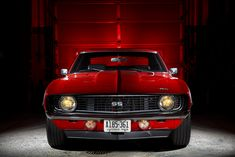 Chevy Camaro http://www.musclecardefinition.com/