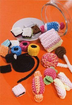 Bildergebnis für crochet food