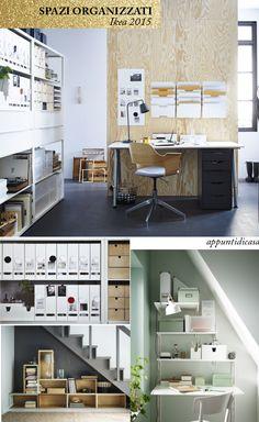 Appunti di casa: Atmosfera Ikea #1