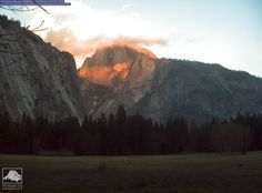 Half Dome right now | 2.21.15 | Yosemite Conservancy