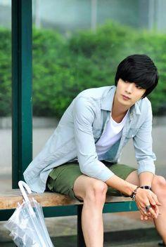 Won Jong Jin, Asian Boys, Men's Fashion, Drawing, Moda Masculina, Mens Fashion, Asian Guys, Man Fashion, Sketches
