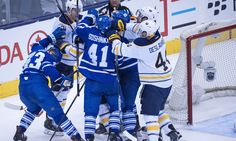Maple Leafs vs Sabres could be NHL's next great rivalry = In one corner, we have the Toronto Maple Leafs. They haven't won a Stanley Cup in 49 years, and they've only made one playoff appearance since 2004. If you've somehow forgotten these facts, just ask their fans, who are.....