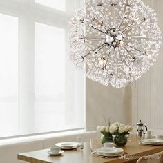 Free shipping, $429.95/Piece:buy wholesale K9 Crystal Chandelier Pendant LampAmerican country Style K9 Crystal Dandelion Chandelier Livingroom Bedroom Pendant LampIncandescent,9~10,Pendant Light on autocar's Store from DHgate.com, get worldwide delivery and buyer protection service.