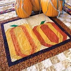 Free Quilt Pattern: Harvest Traditions - I Sew Free