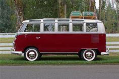 Sold* at Las Vegas 2013 - Lot #756 1967 VOLKSWAGEN 21 WINDOW MICRO BUS