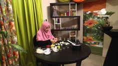 Samira TV عجينة السيراميك