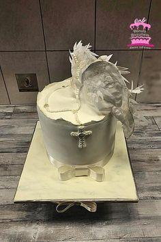 Komunia - cake by danadana2