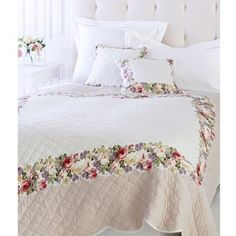 Sashi Rose Bedspread – Next Day Delivery Sashi Rose Bedspread from WorldStores: Everything For The Home