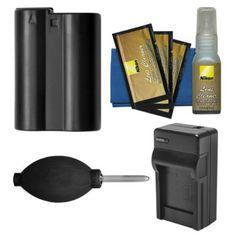 I'm learning all about Essentials Bundle for Nikon D7000, D7100, D610, D800, D800E Camera with EN-EL15 Battery