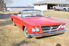 1963 Chrysler 300 Series 300 Sport Convertible   eBay