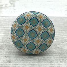 Divine Will Ceramic Door Knob Cupboard Drawer Handle