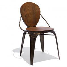 Bastille Chair Designed by Alexandre Arrazole Martagon