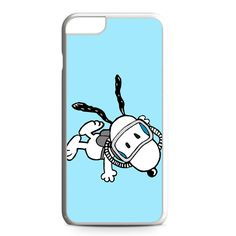 Snoopy Scuba Diving iPhone 6 Plus Case