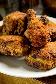 As advertised, this version of Nashville hot fried chicken, adapted from Peaches HotHouse in Brooklyn, will make your tongue sizzle and fill your eyes with tears from a combination of cayenne and ghost chile powders (The latter is the hottest chile in the world, reaching 1,000,000 on the Scoville heat scale.) Note that the recipe calls for both granulated and powdered onion and garlic Try to use both