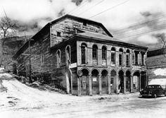 Piper's Opera House ~ Virginia City, NV