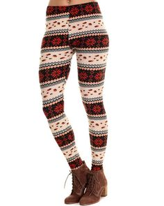 Love this Snowflake Cabin Fever Legging on DrJays and only for $16. Take 20% off your next DrJays purchase (EXCLUSIONS APPLY). Click on the image above to get your discount.