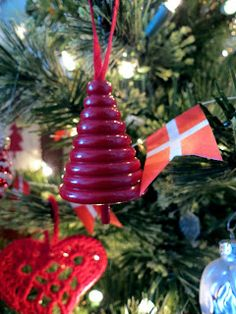 Danish ornament