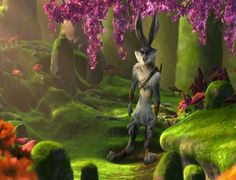 Rise of the Guardians' Easter Bunny