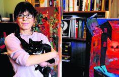 Beata Wąsowska, KOTY [cats] www.beatawasowska.pl foto. Radosław Łapeta